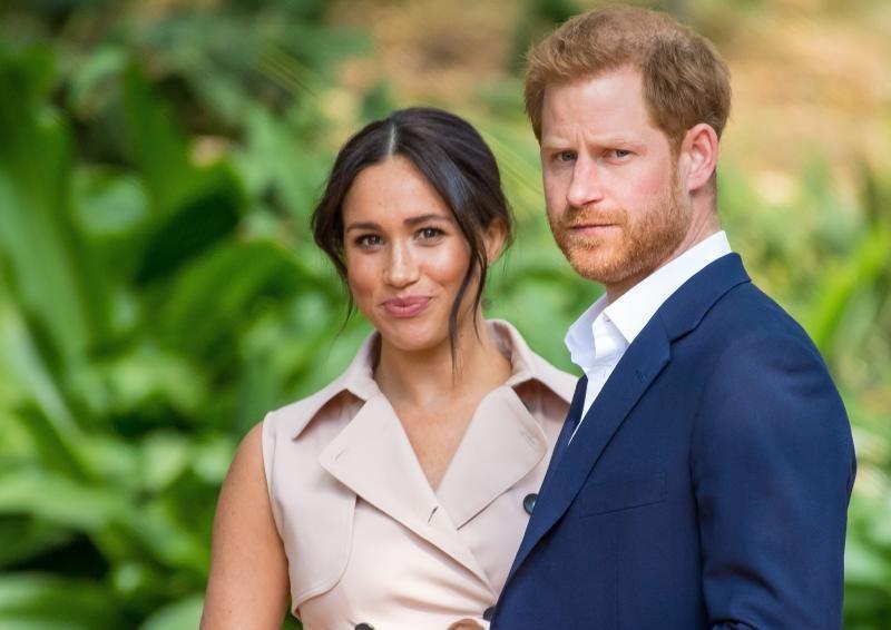 Harry e Meghan registrano i domini della figlia